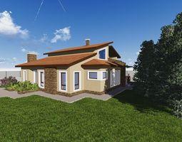 3D House - Single Family