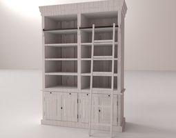 3D Bookcase v2