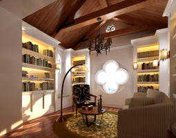 3D Home library