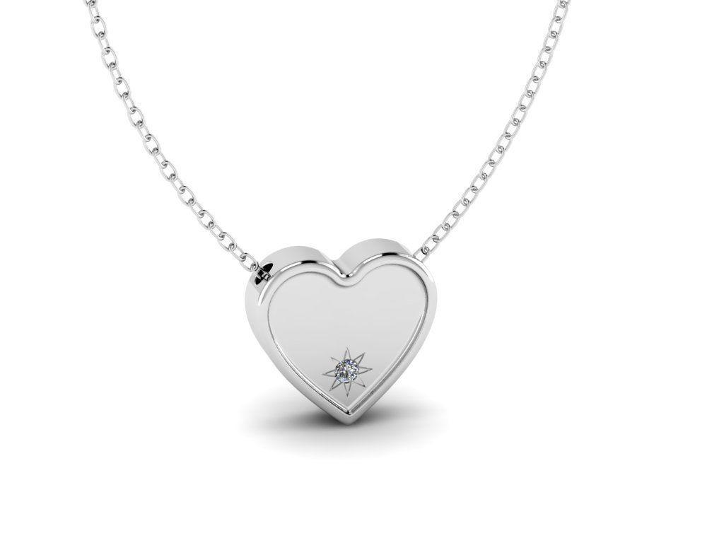 Diamond Jewelry Pendant 008