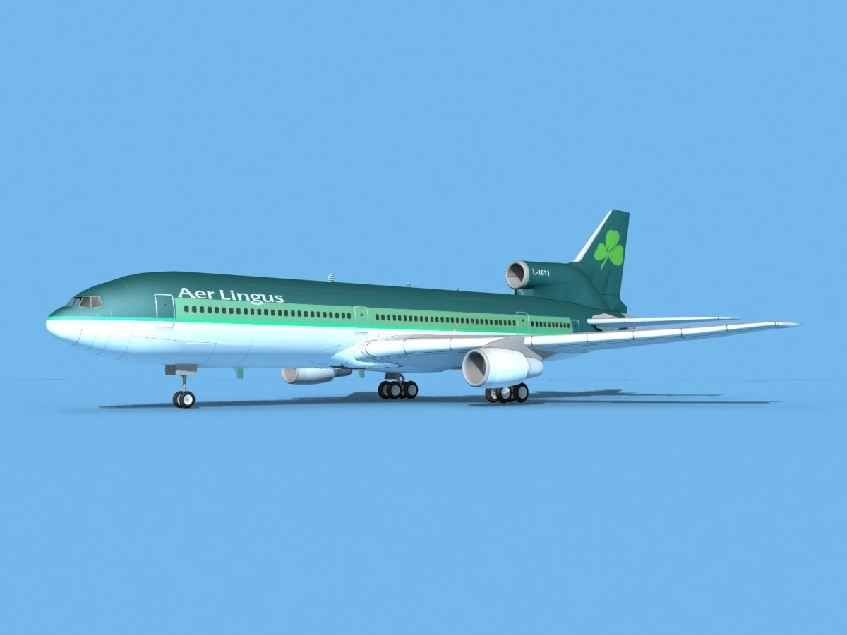 Lockheed L-1011 TriStar Air Lingus 1
