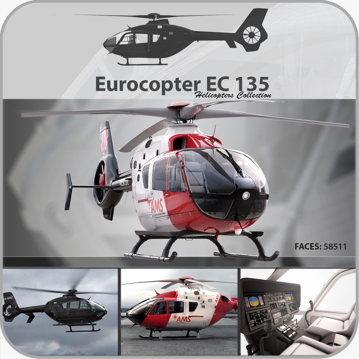 Eurocopter EC 135 Pack