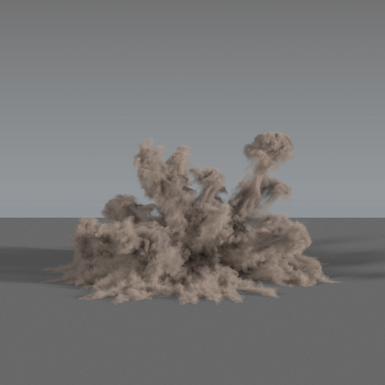 Dust Explosion 02 - VDB