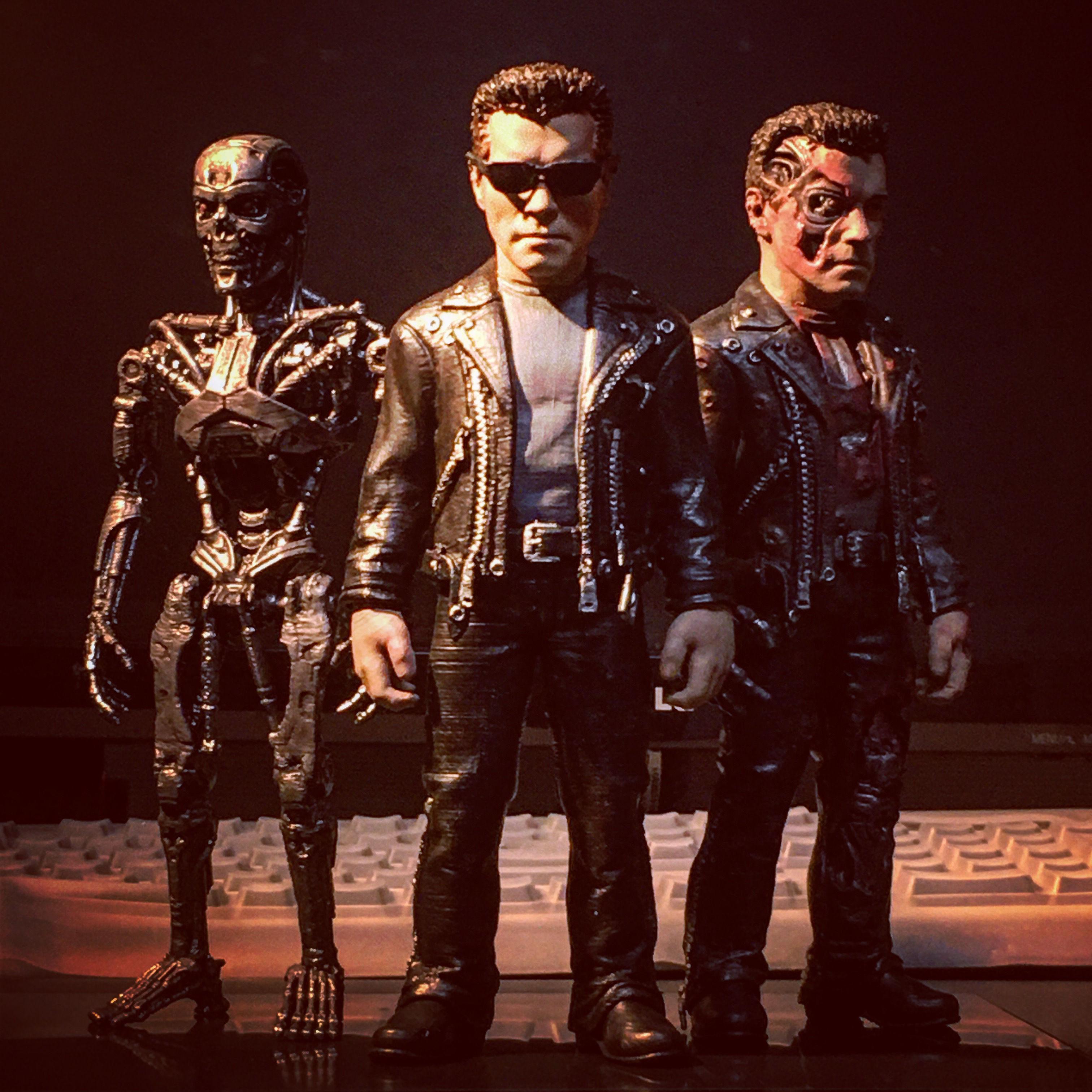 Terminator 3D Printing Set