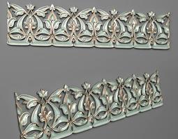 3D printable model Ornament-02