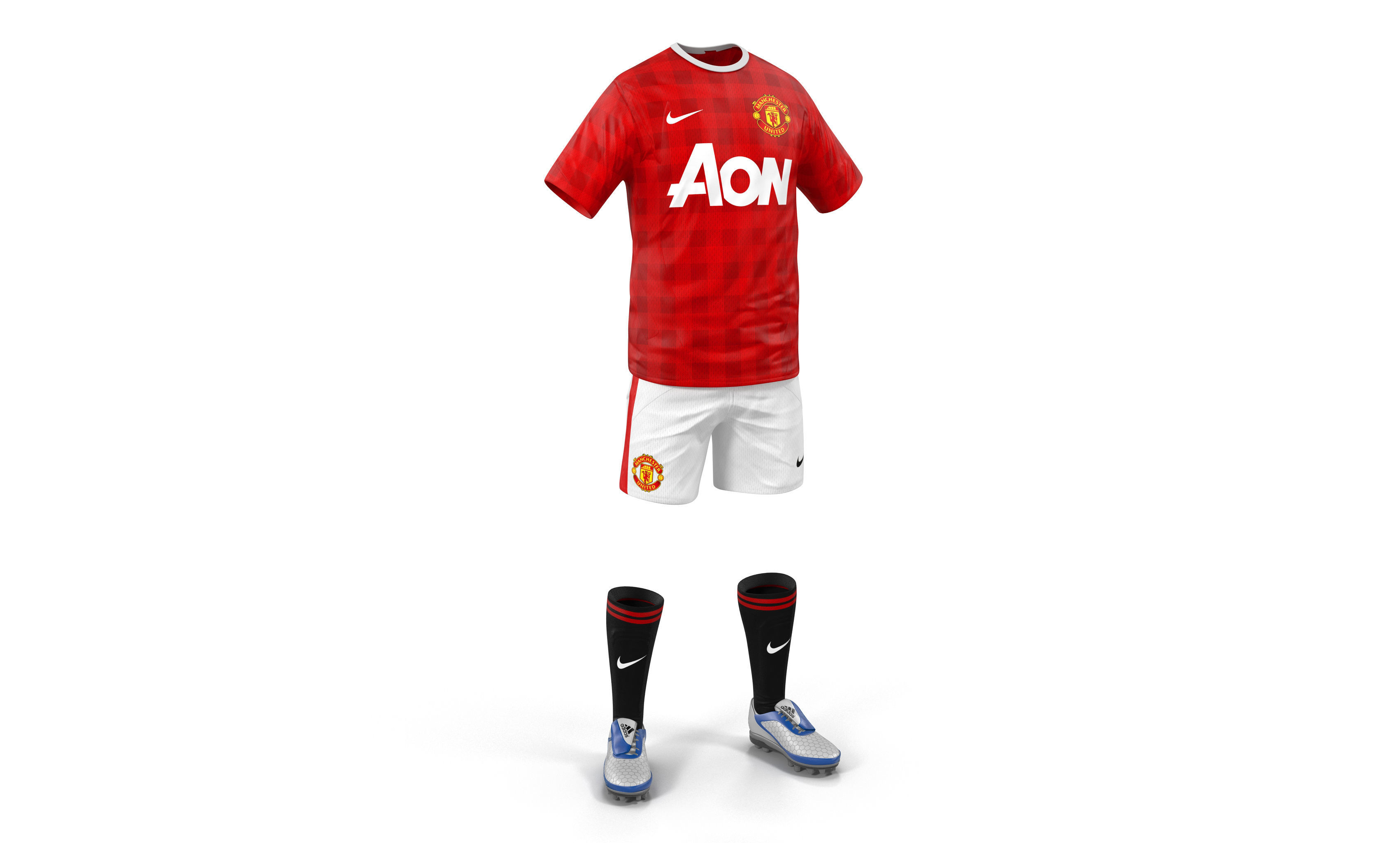 Soccer Clothes Manchester United