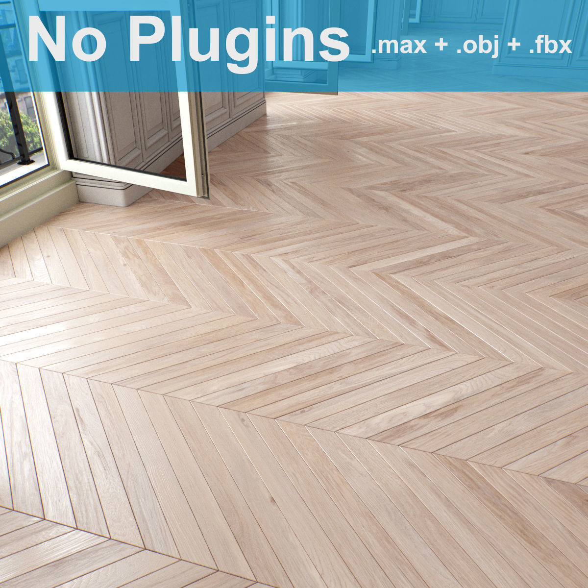 Floor for variatio 1-7