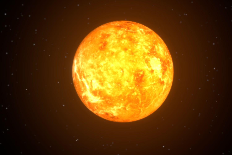 planet venus 3d - photo #8