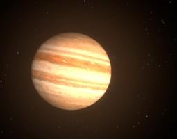 3D Jupiter