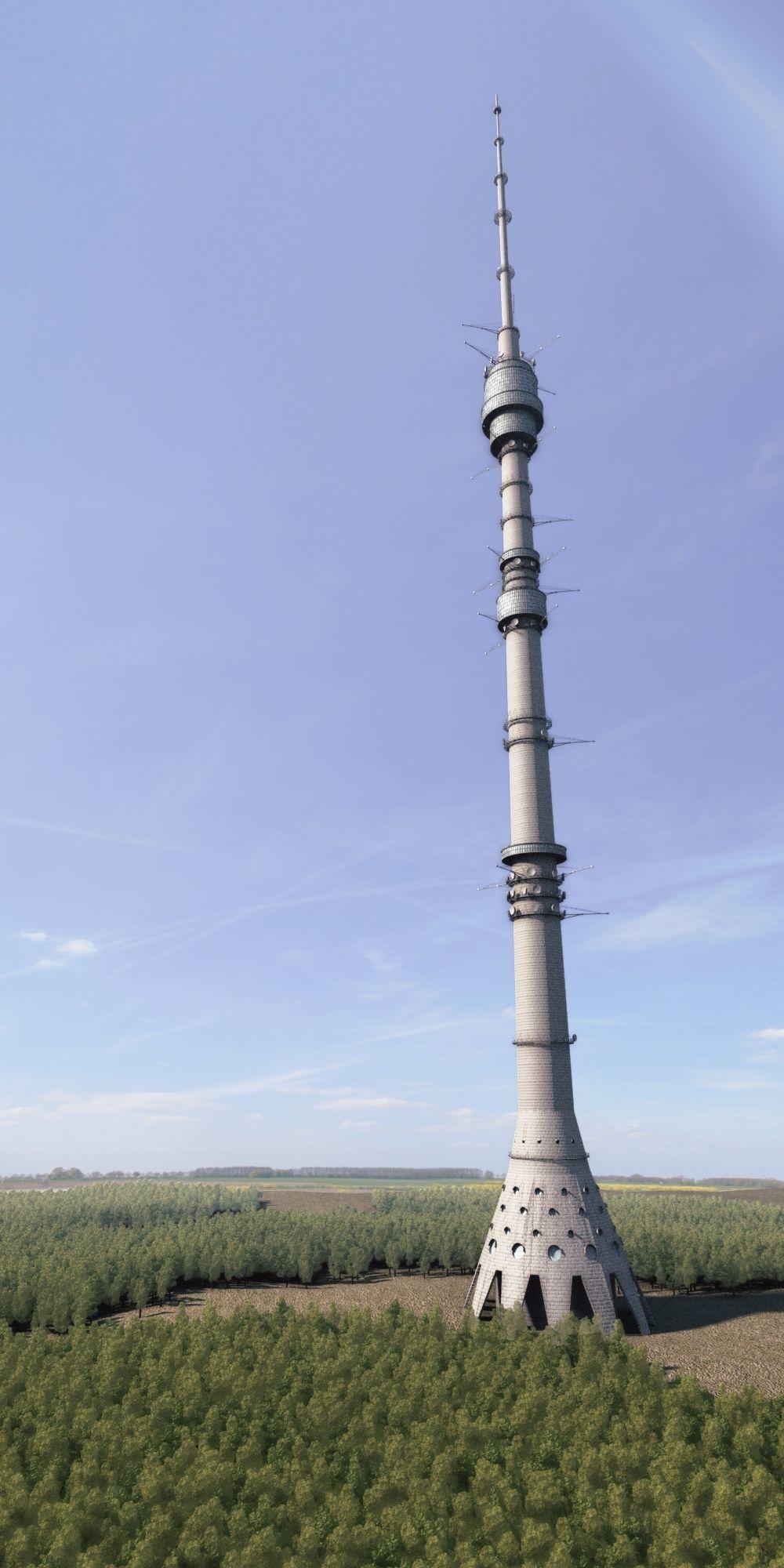 Ostankino Television Tower
