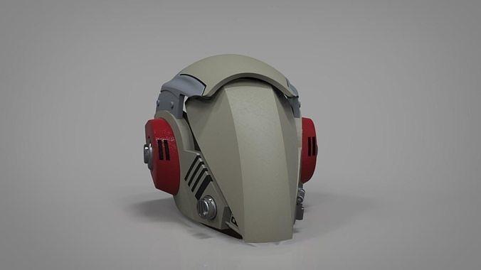 Jedi Training helmet from Rise of Skywalker