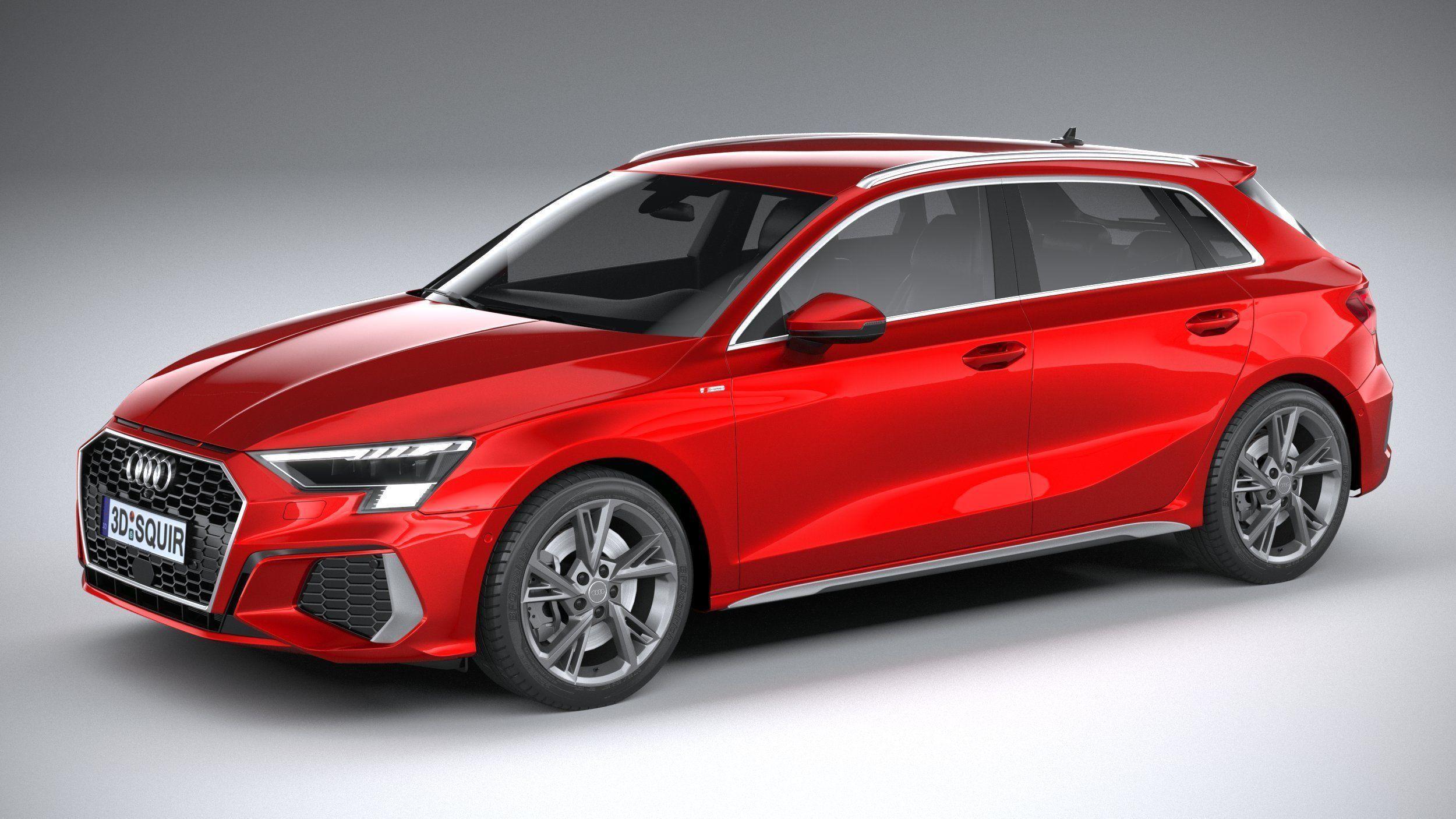 Audi A3 S-Line 2021