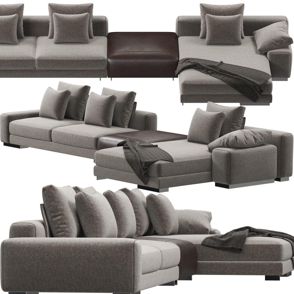 Arketipo Atlas sofa