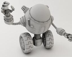 Robot LP1230 3D model