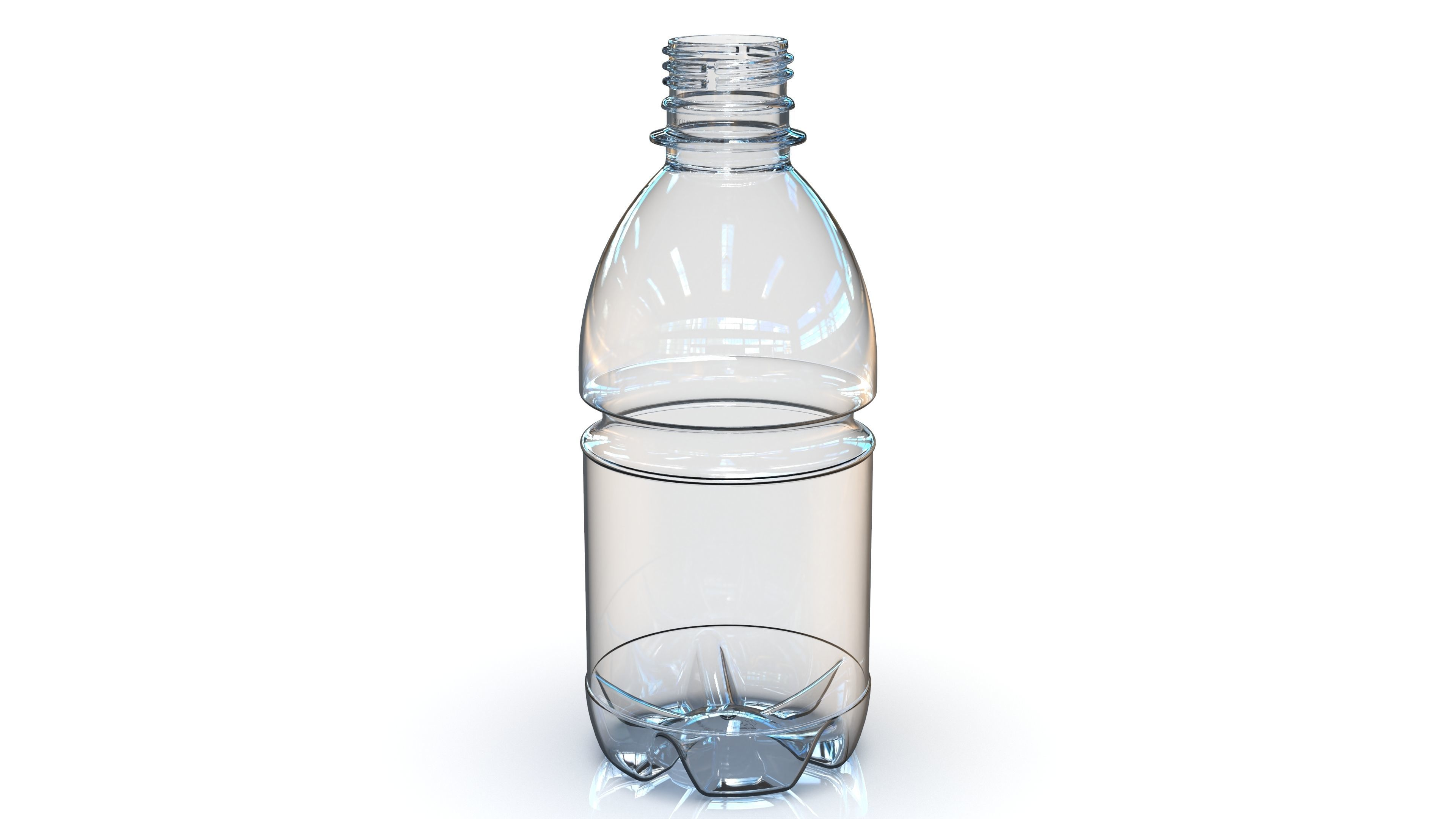 PET Bottle PCO - 1810 - 28 mm 330 mL - for water - drinks - etc