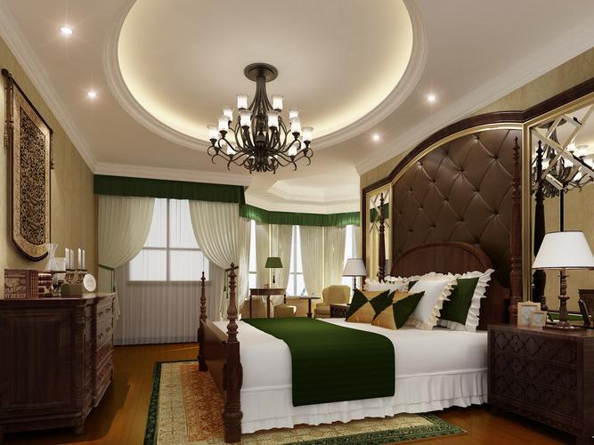 Bedroom3D model