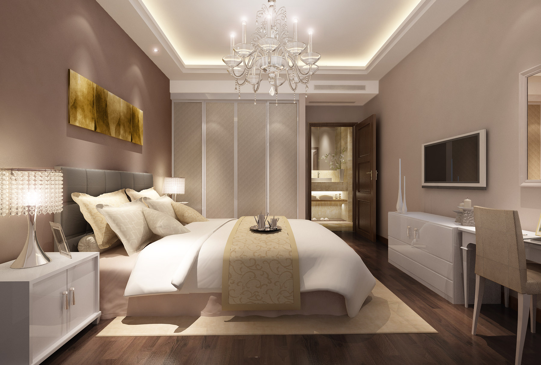 301 moved permanently for Bedroom designs 3d model