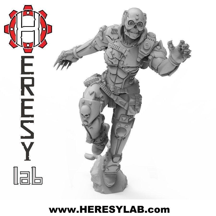 Heresylab - Assassin Deathshadow