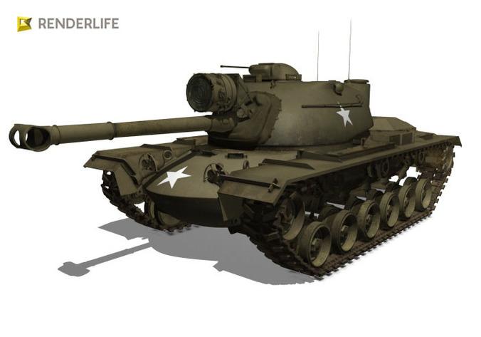 Нашел 3d модель т-55, которую сделал пётр еще в октябре 2015 года http