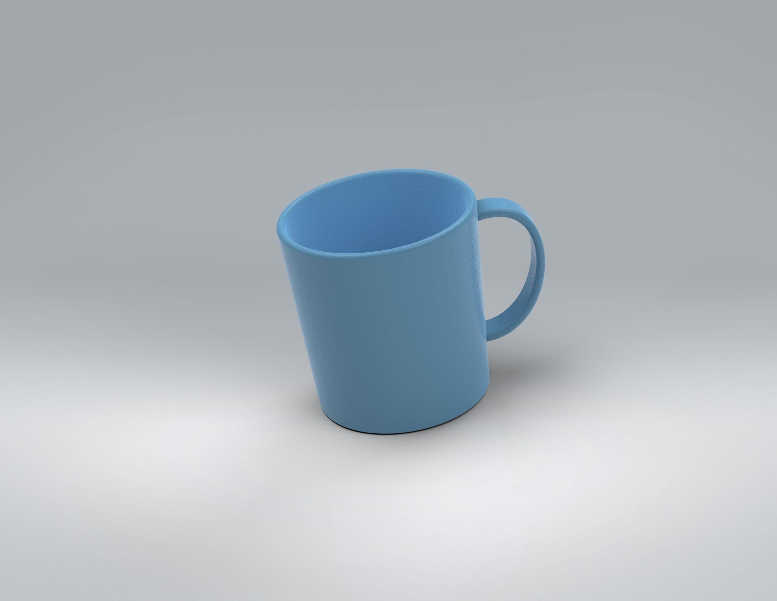 Coffee Tea cup 3D model