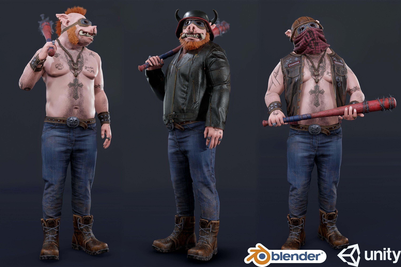 Boar Baiker