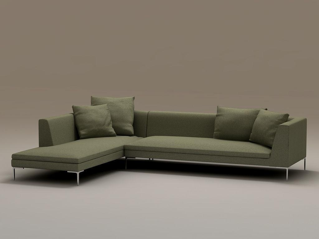 Beautifully Stylish Family Furniture Desig 3d Model