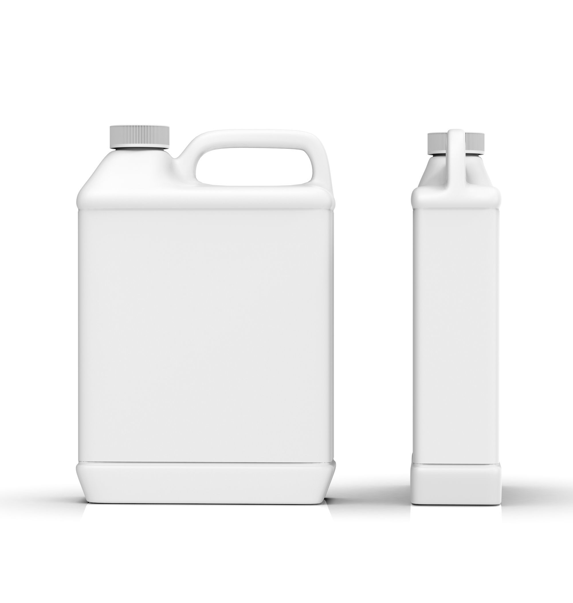 Plastic container 5ltr