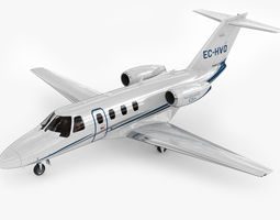 Cessna 525 CJ1 plus Citation Jet 3D
