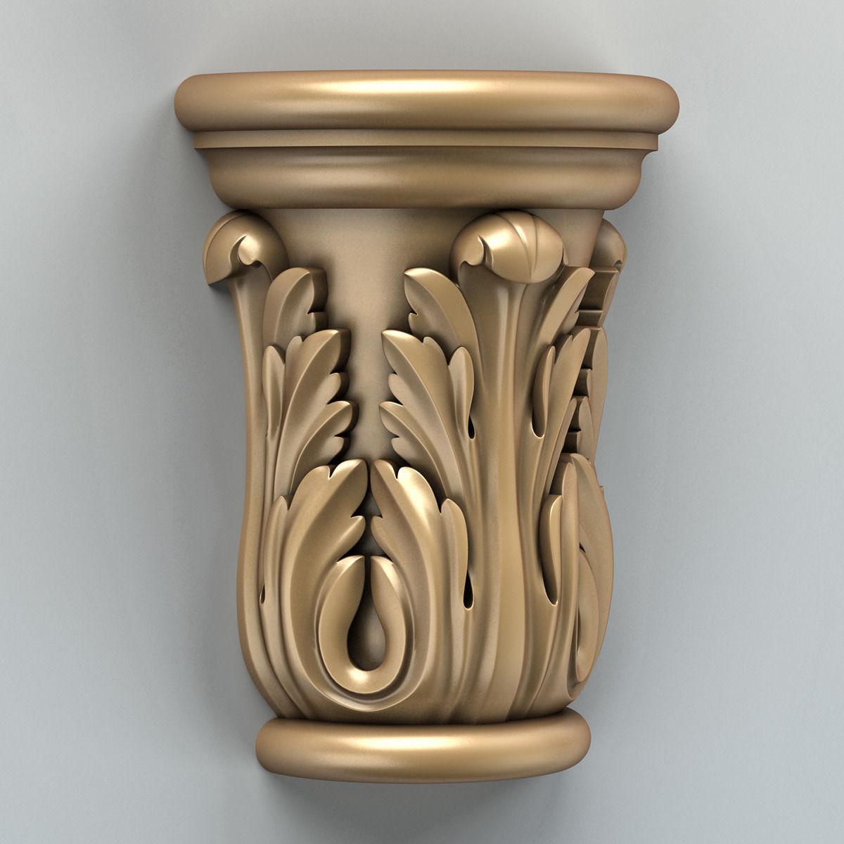 Column Capital 002