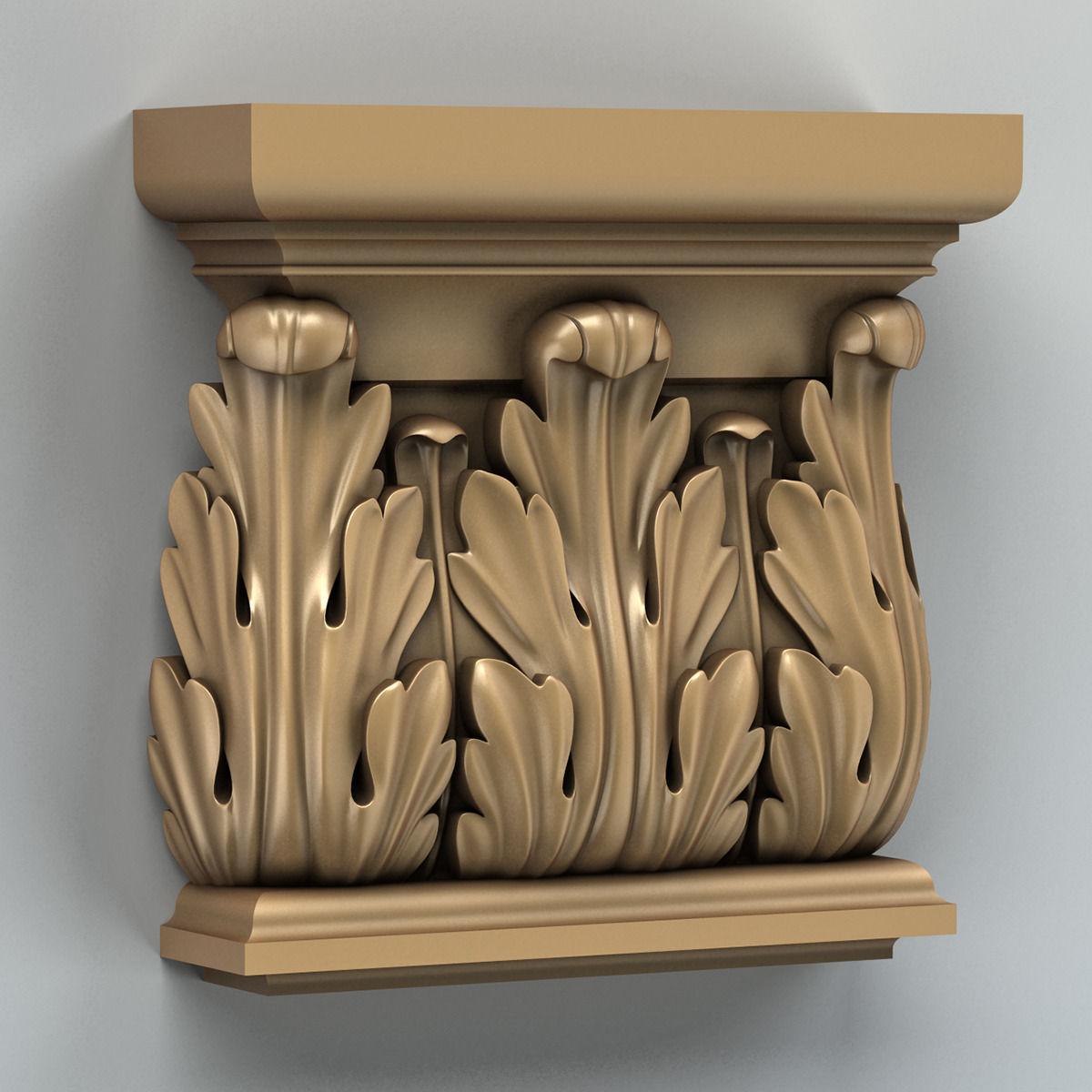 Column Capital 003