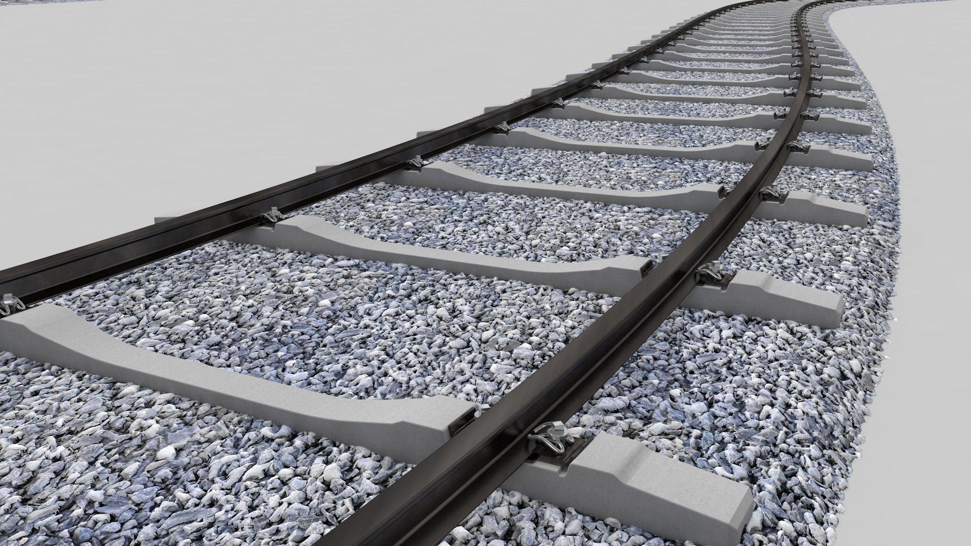 Realistic Railroad  Module Set