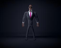 3D Bald Security