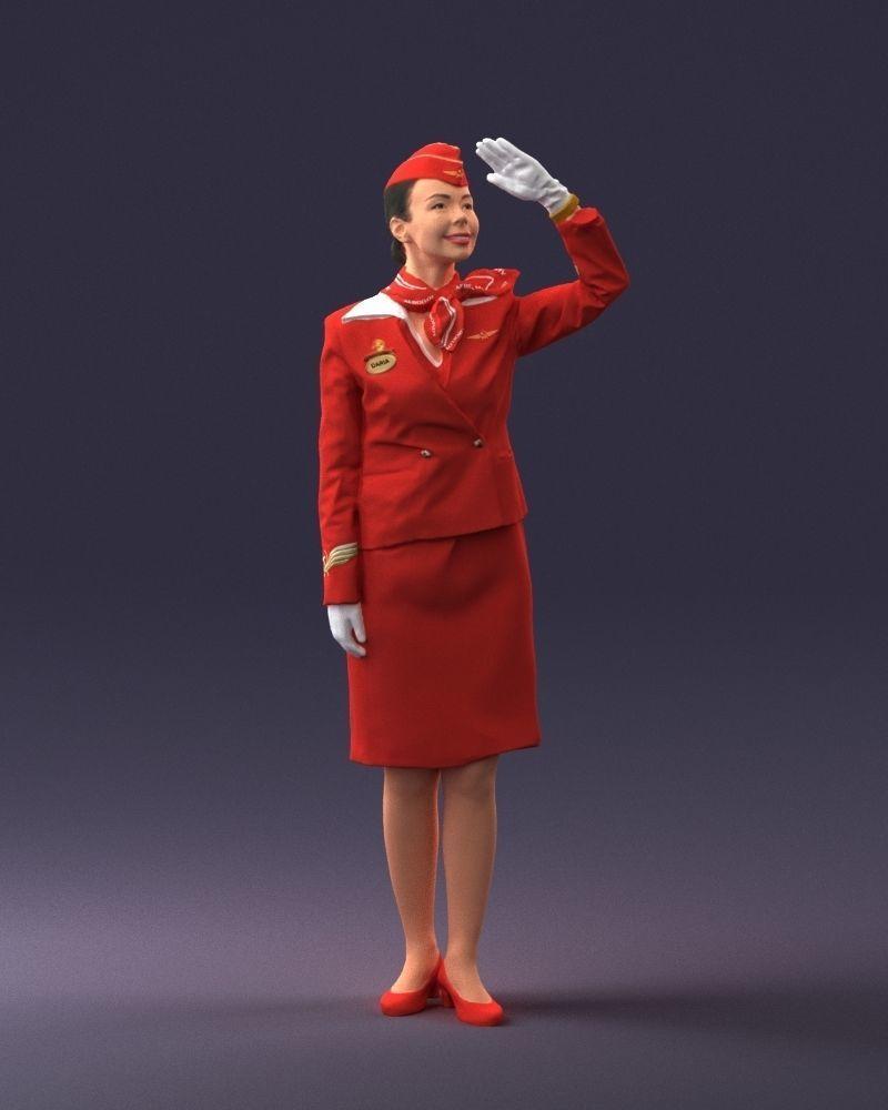 Stewardess 0614