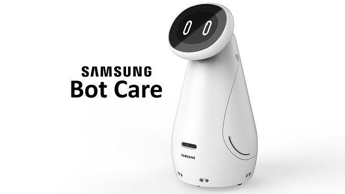 Robot Samsung Bot Care