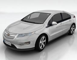 Chevrolet Volt 3D Model