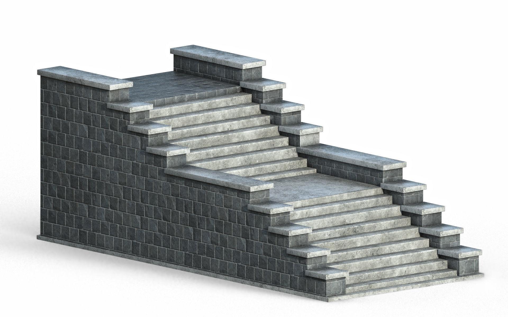 Stone stairs v2