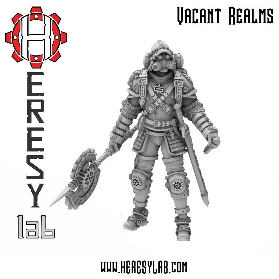 Heresylab - Steam Punk Edgar Axel
