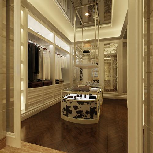 luxury bathroom 3d model max dwg 1