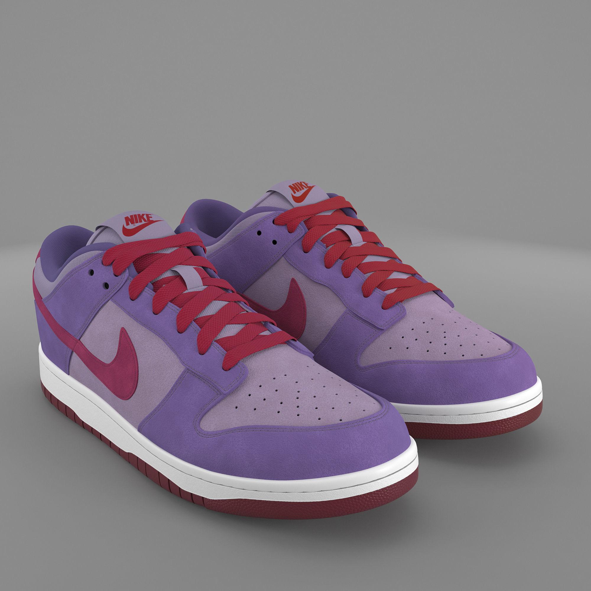 Nike Dunk Low Plum PBR