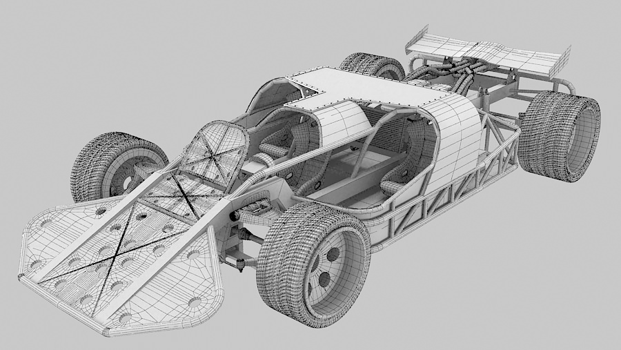 07k 0 description comments 0 flip car 3d model a flip car model from ...