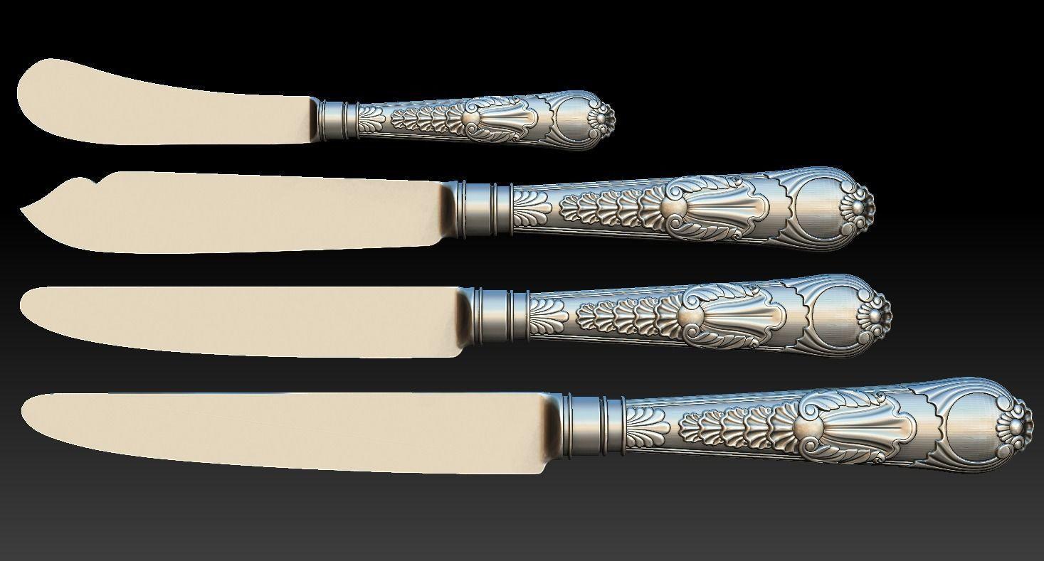 knives kitchen