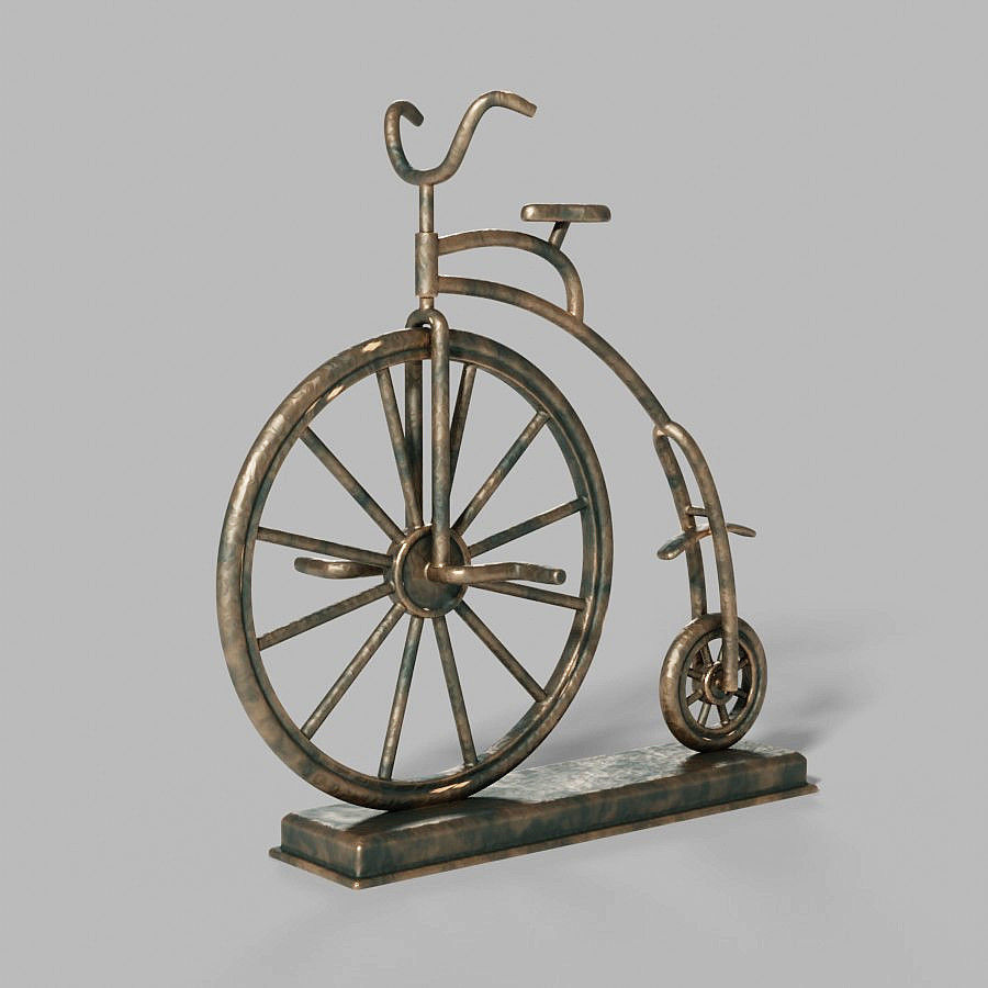 Souvenir bicycle