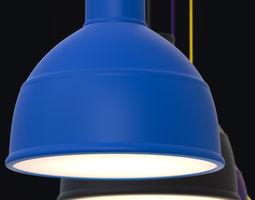 Muuto Unfold Hanging Lamp 3D