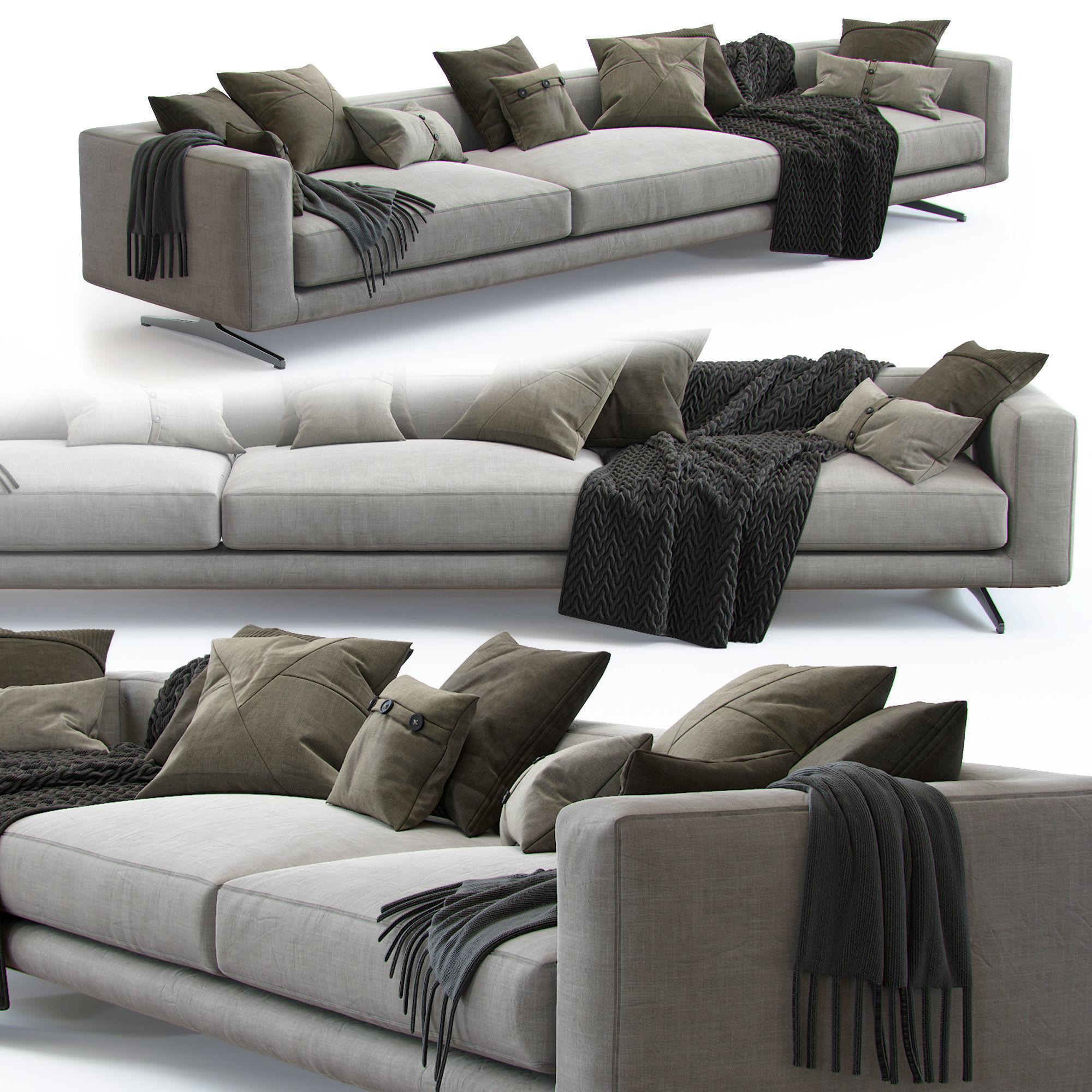 Flexform Sofa Campiello