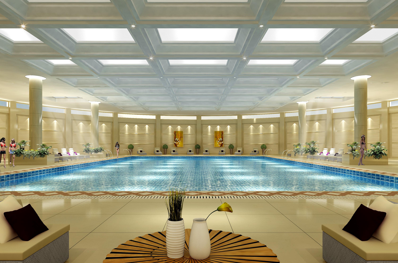 Swimming pool 3d model max for Swimming pool 3d design
