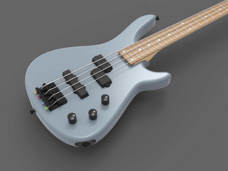 4 String Bass Guitar