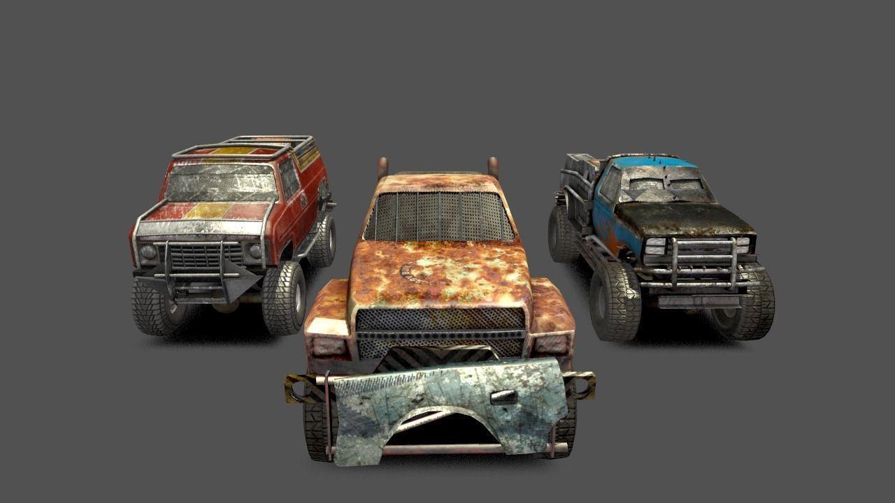 Derby trucks pack