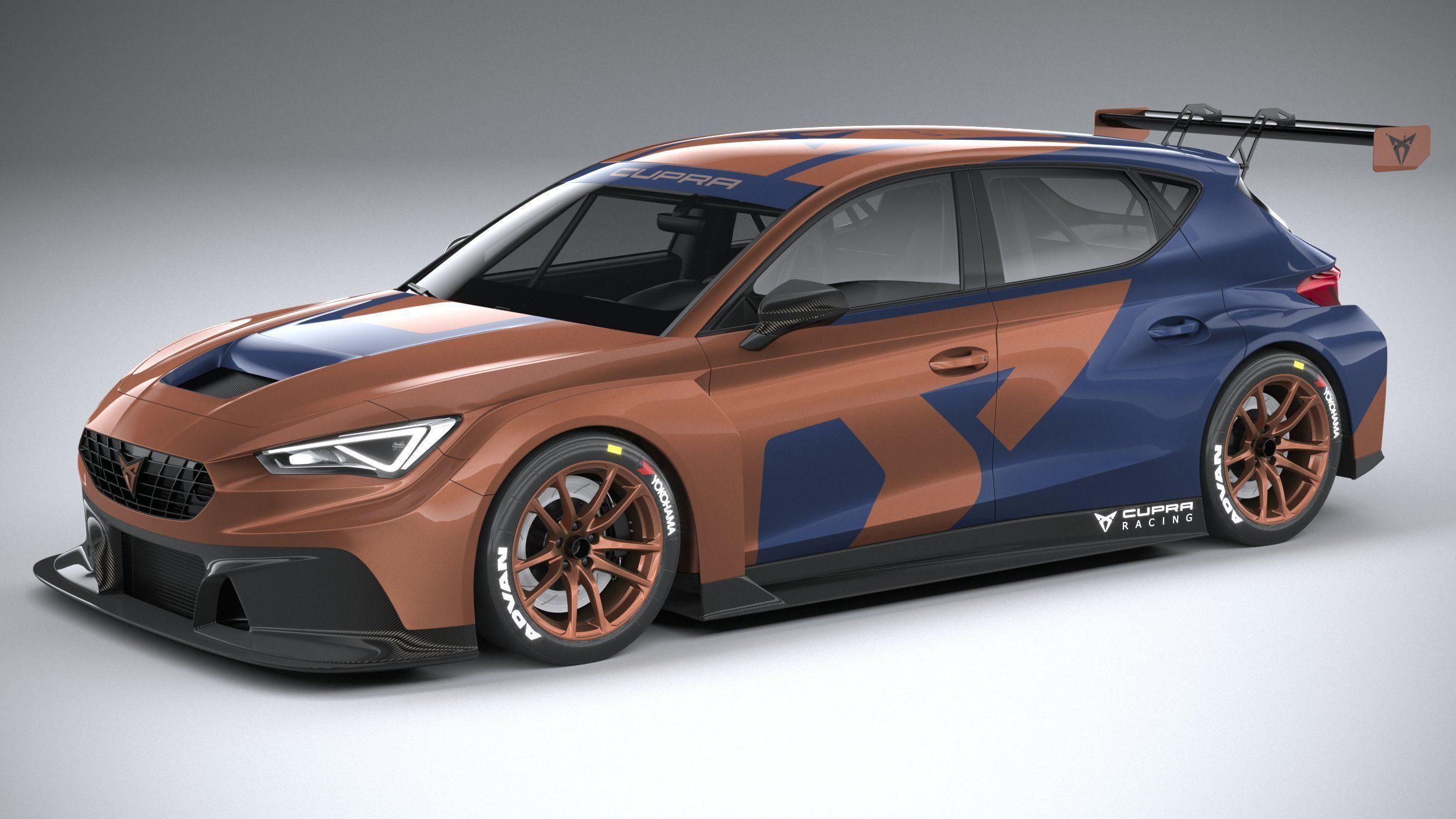 Seat Leon Cupra Competicion 2020