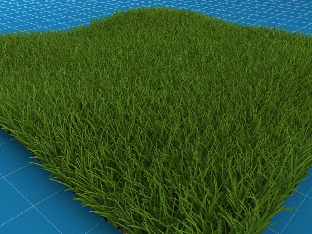Vray Grass 3d Model Max Cgtrader Com