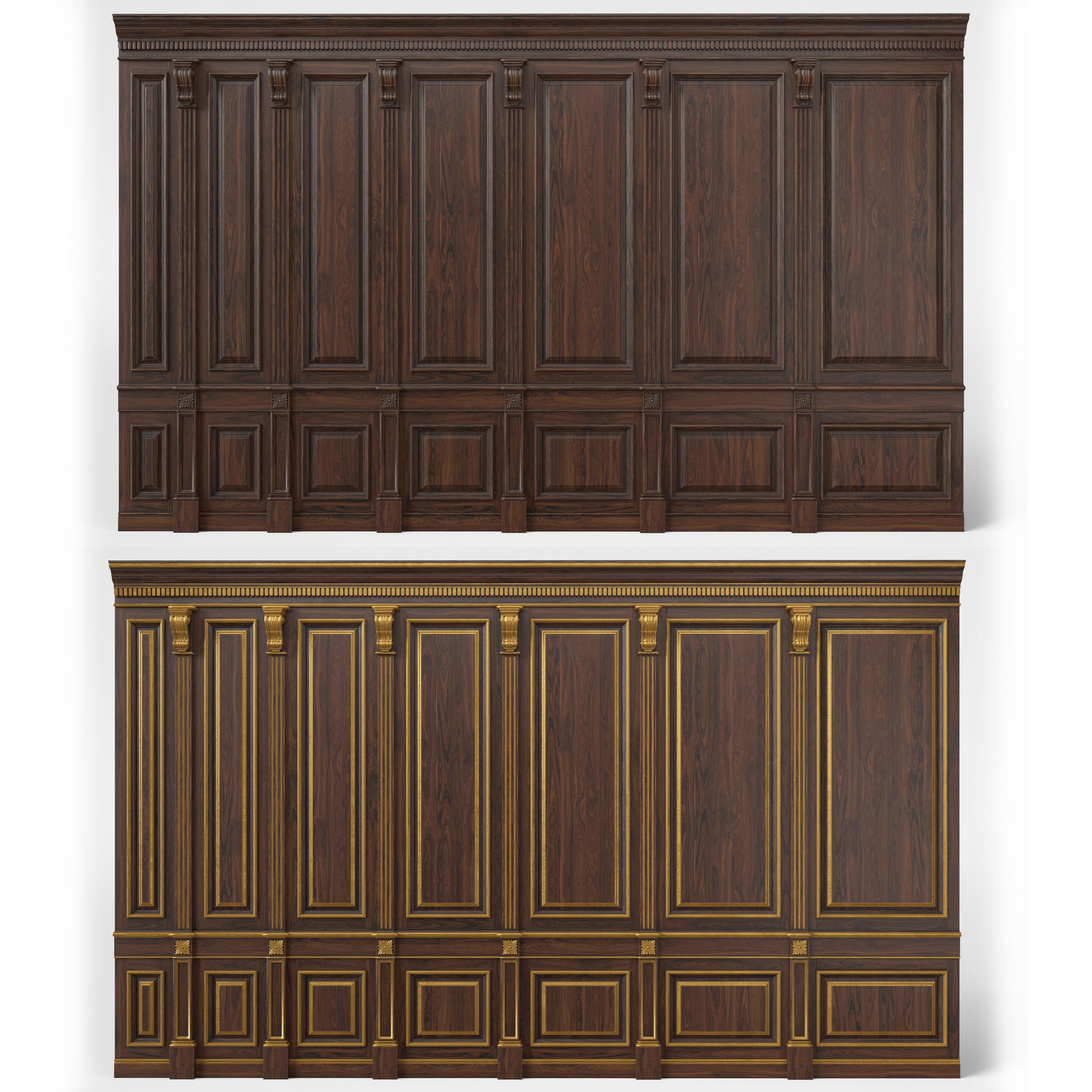 wooden panel 02 07